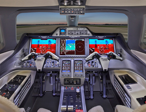 Taxi Into Position and Hold – Phenom 300